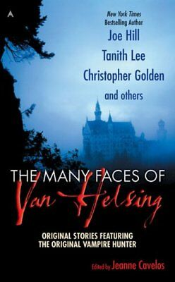 The Many Faces of Van Helsing by Golden, Christopher Book The Cheap Fast Free