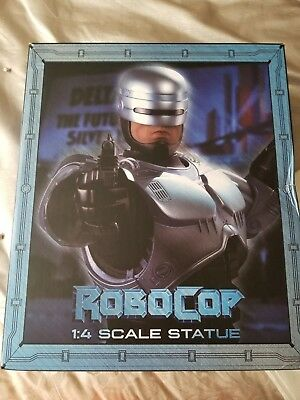 POP CULTURE SHOCK PCS RoboCop Quarter Scale 1:4 Statue NEW IN BOX