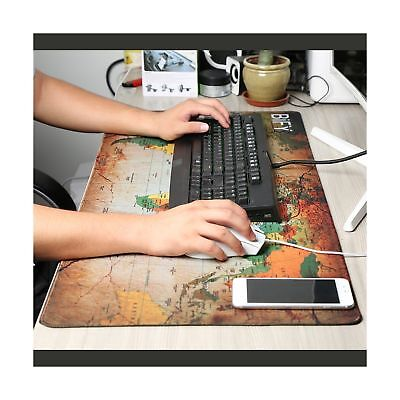 BIFY Mouse Pad Extended XXL Gaming Mouse Pad 900x400mm Large Waterproof Non-S...