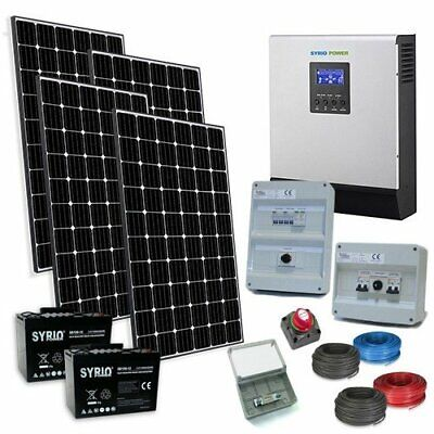 Kit 1 Kw Stand Alone  Solar Kit With Kit 1 Kw Stand Alone  Excellent