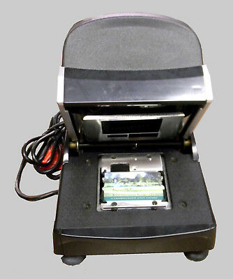 Data Systems 585 Electric Credit Card Imprinter