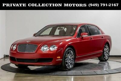 2007 Bentley Continental Flying Spur  2007 Bentley Continental Flying Spur Mulliner Clean Carfax Low Miles
