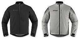 Icon Tarmac Sportbike Motorcycle Street Jacket Choose Color & Size