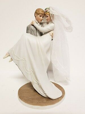 Treasured Memories Over The Threshold by Enesco Corporation 1990 Number 607150