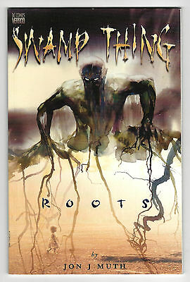 SWAMP THING  ROOTS - Graphic Novel  - DC 1998  (vf)