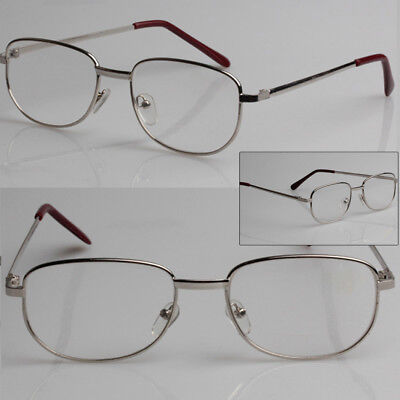 High Quality Metal Frame Designer Men Women Reading Glasses From 1.0 To 4.0