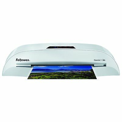 Fellowes Cosmic 2 A4 Documents laminator use moderate Indicators