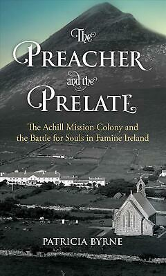 Preacher and the Prelate by Patricia Byrne Paperback Book Free Shipping!