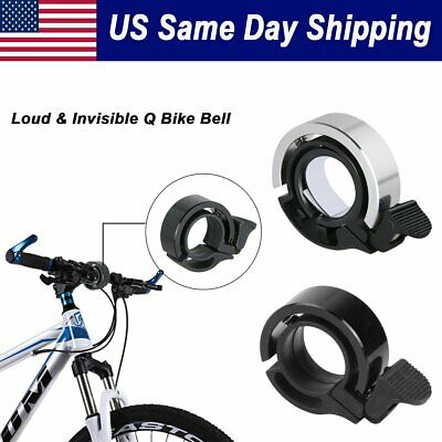 Invisible Mountain Bike Bicycle Cycling Bell Horn Loud Handlebar Ring Alarm Mini