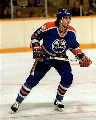 Paul Coffey Edmonton Oilers 8x10 Photo