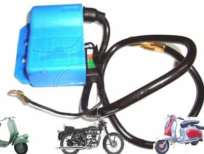 Lambretta Vespa Ignition Coil Cdi Electronic Unit Gp Px Sx Lml Tv Li @au