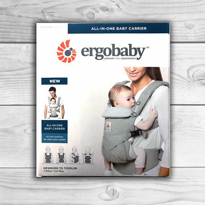 2018 ERGOBABY OMNI 360 ERGO BABY Carrier. NEW & AUTHENTIC. 4 COLORS!