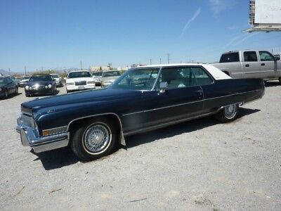 1973 Cadillac DeVille  1973 CADILLAC COUPE DEVILLE 92000 MILES XINT NEVADA CAR ALL ORIGINAL VERY NICE