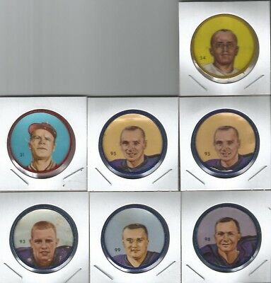 1963 Cfl Nalleys Coins All Are Short Prints