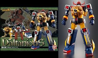-=] BANDAI - Gx-59 Daltanious Soul of Chogokin [=- DISPONIBILE