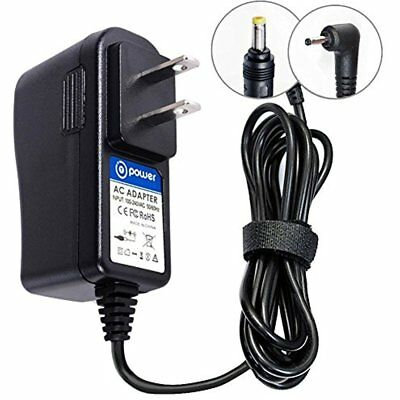 T-Power Battery Chargers (6.6ft Cable) AC Adapter For VTech Safe Sound Pan DM111