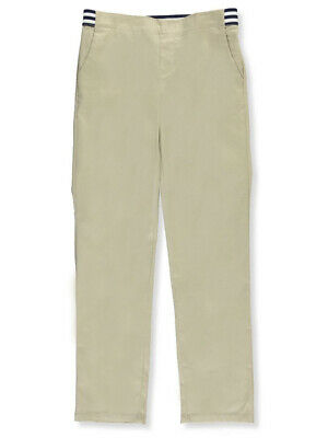 French Toast Little Girls' Pull-On Contrast Waist Pants (Sizes 4 - 6X)