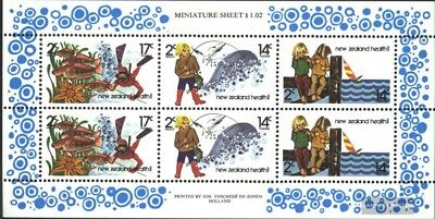 New Zealand 804-806 Sheetlet (complete issue) unmounted mint / never hinged 1980