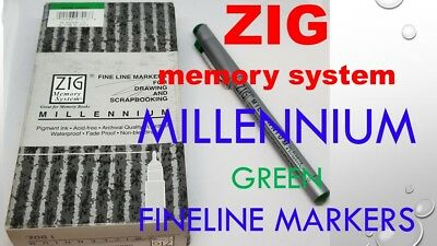 Millennium Markers Set 8 Colors MS-05//8V