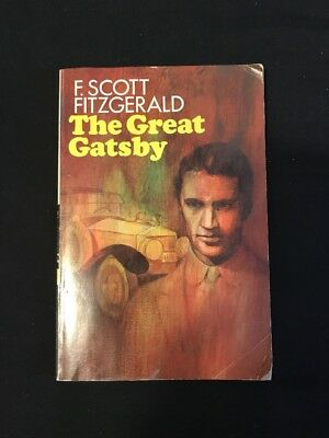 The Great Gatsby by F. Scott Fitzgerald 1953 Edition Paperback
