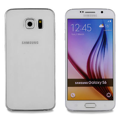 White Non Working 1:1 Size Display Dummy Fake Phone Model For Samsung Galaxy S6