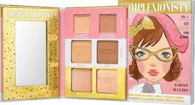 NIB BENEFIT The Complexionista Vol. 1 Concealer Highlighter Bronzer Palette