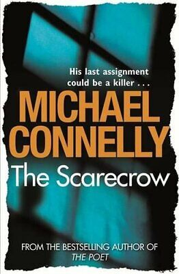 The Scarecrow by Connelly, Michael Paperback Book The Cheap Fast Free Post