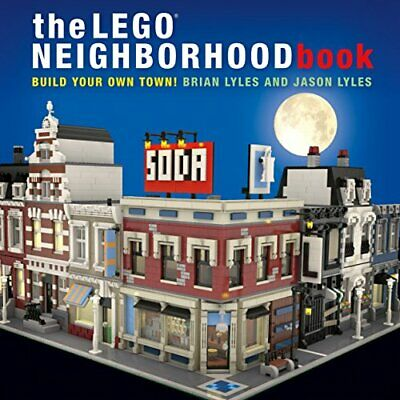 The LEGO Neighborhood Book: Build Your Own Town! by Jason Lyles Book The Cheap