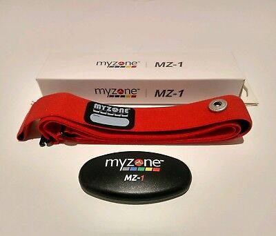 Myzone MZ-1 Bluetooth Heart Rate Monitor
