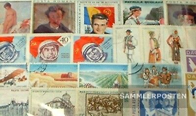 Romania 300 different stamps