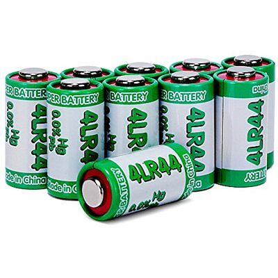 LiCB 6V 10 Pack 4LR44 Battery PX28A 476A A544 K28A L1325 Alkaline Batteries For