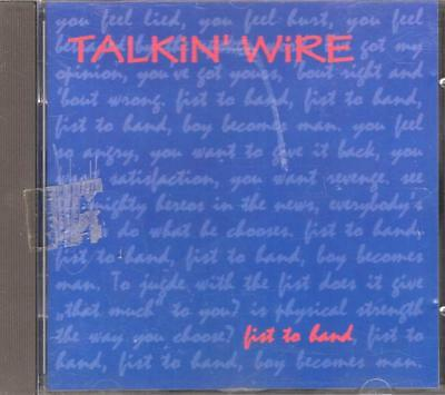 Talkin' Wire first to band