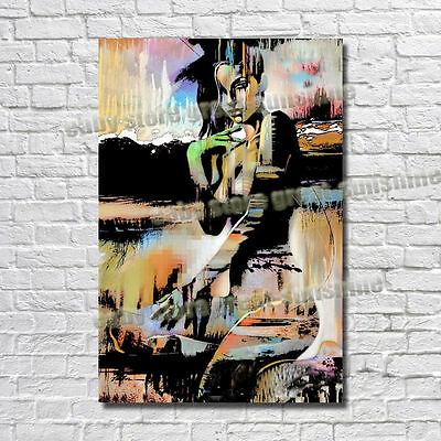 CHENPAT272 fine abstract art 100% hand-painted girl art oil painting on  canvas