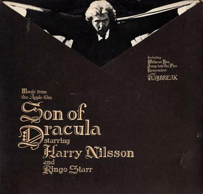 Harry Nilsson Ringo Starr Son of Dracula