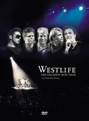 westlife the greatest hits tour music dvd