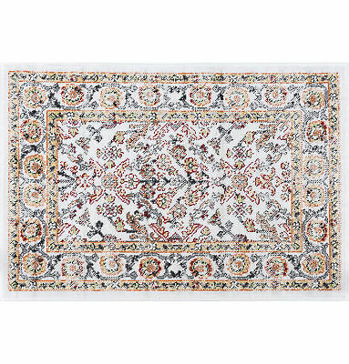 BUNGALOW ROSE FRANCIS Beige Area Rug