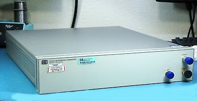 Agilent HP 11793A 26.5 GHz Microwave Converter Downconverter Option 011