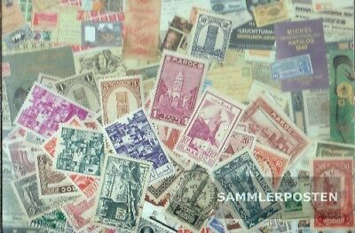 Morocco 50 different stamps