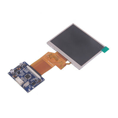 "2-CH Video Input 3.5"" TFT LCD Monitor Module for Security Monitoring Car Display"