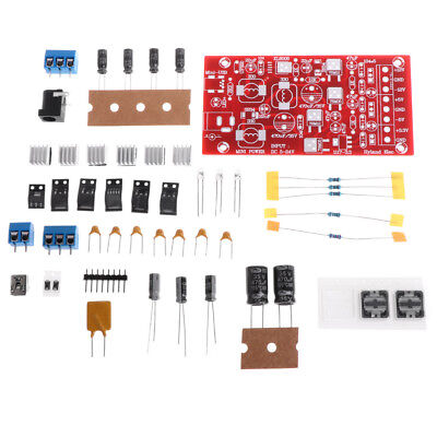 DIY USB Boost Single Turn Dual Module Linear Regulator Multiple Output Power Kit