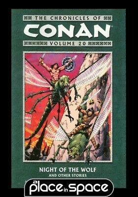 Chronicles Of Conan Vol 20 Night Of Wolf - Softcover