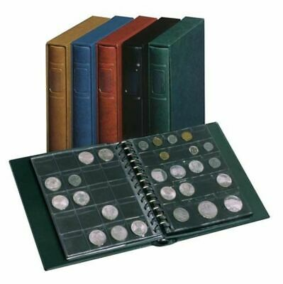 Lindner 1103MY - G Coin Album PENNY-green