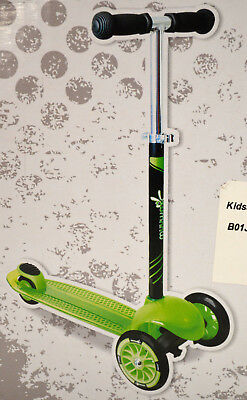 authentic sports /& toys GmbH Kidsscooter UP Muuwmi NEON