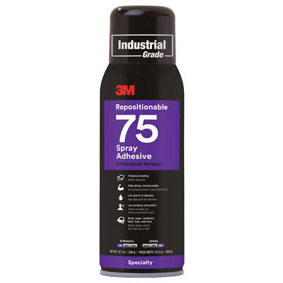 3M™ Scotch-Weld™ Repositionable 75 Spray Adhesive 500ml
