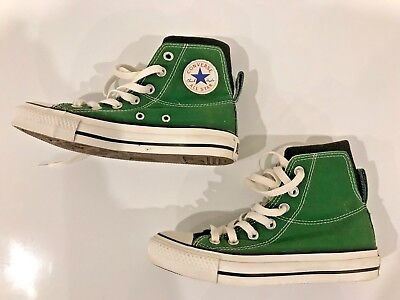 Converse All star, snickers, unisex, green, new without tag