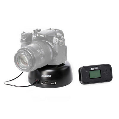 Rotating Time Lapse Ball Head Stabilizer Adapter for DSLR Camera Camcorder LF824