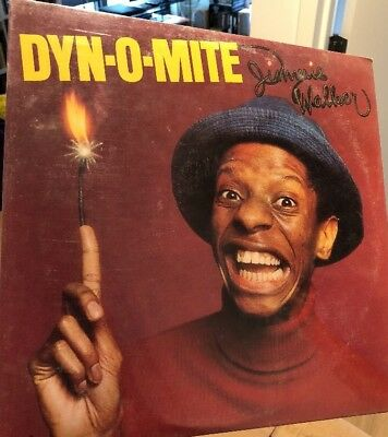 JIMMIE WALKER Dyn-O-Mite SEALED USA Comedy LP GOOD TIMES 70's