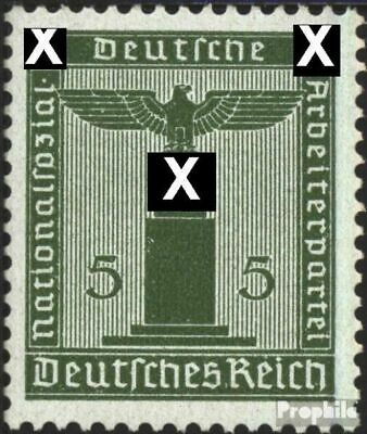 German Empire D158 unmounted mint / never hinged 1942 service mark