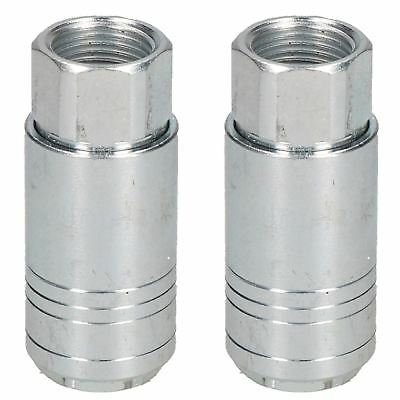 Air Line Hose Connector Fitting Female PCL Quick Release 3/8 BSP 2pk FT019