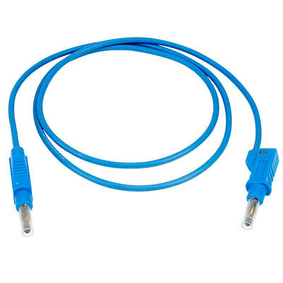 PJP 2211/600V-100Bl Blue 4mm Retract. Stk Lead